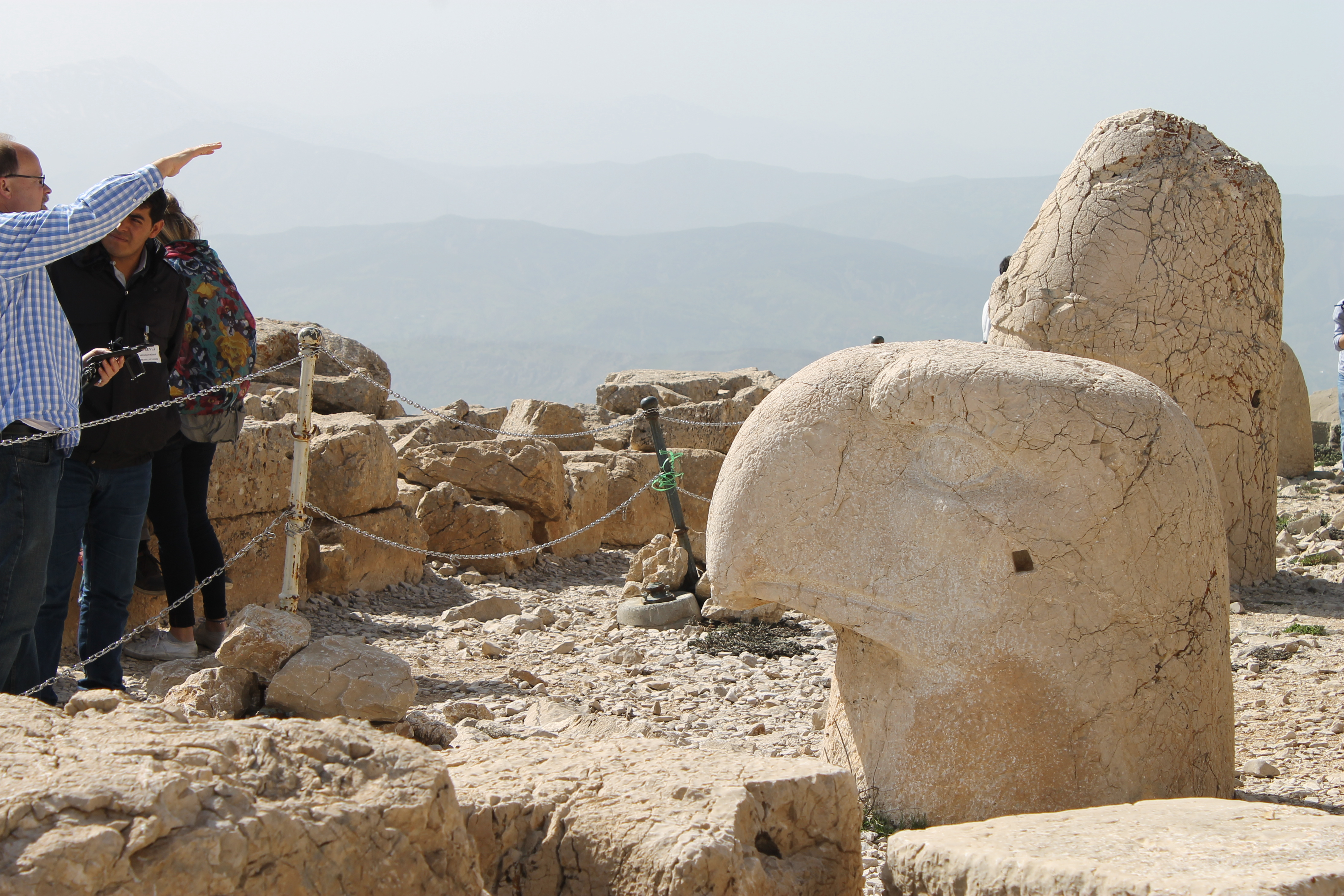 Mt. Nemrut Eagle